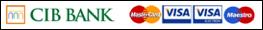 Kártyás fizetés szolgáltatója | Elfogadott kártyák